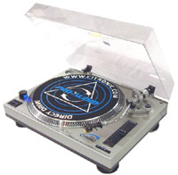 dj decks - citronic PD-1