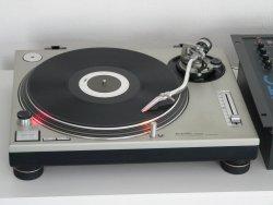 dj decks - technics sl 1200 mk2